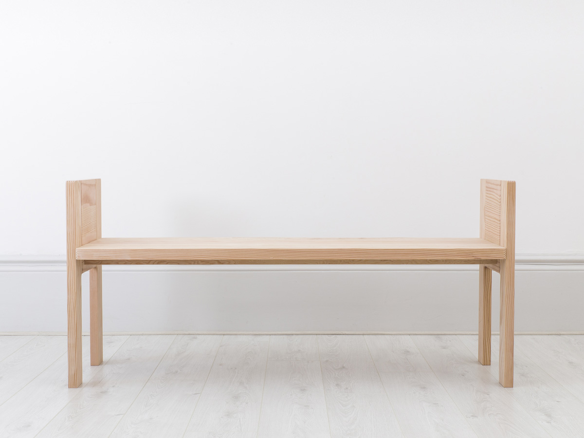BF02-2 PEW BENCH