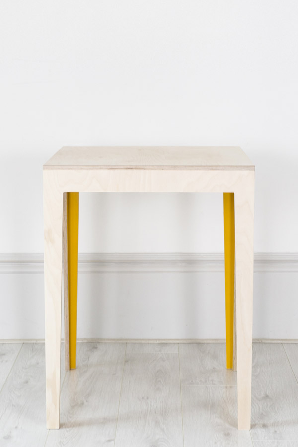 SB01-6 SMALL DINING TABLE