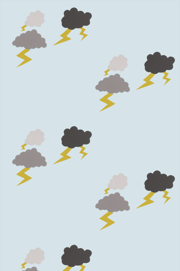 THUNDERCLOUDS WALLPAPER
